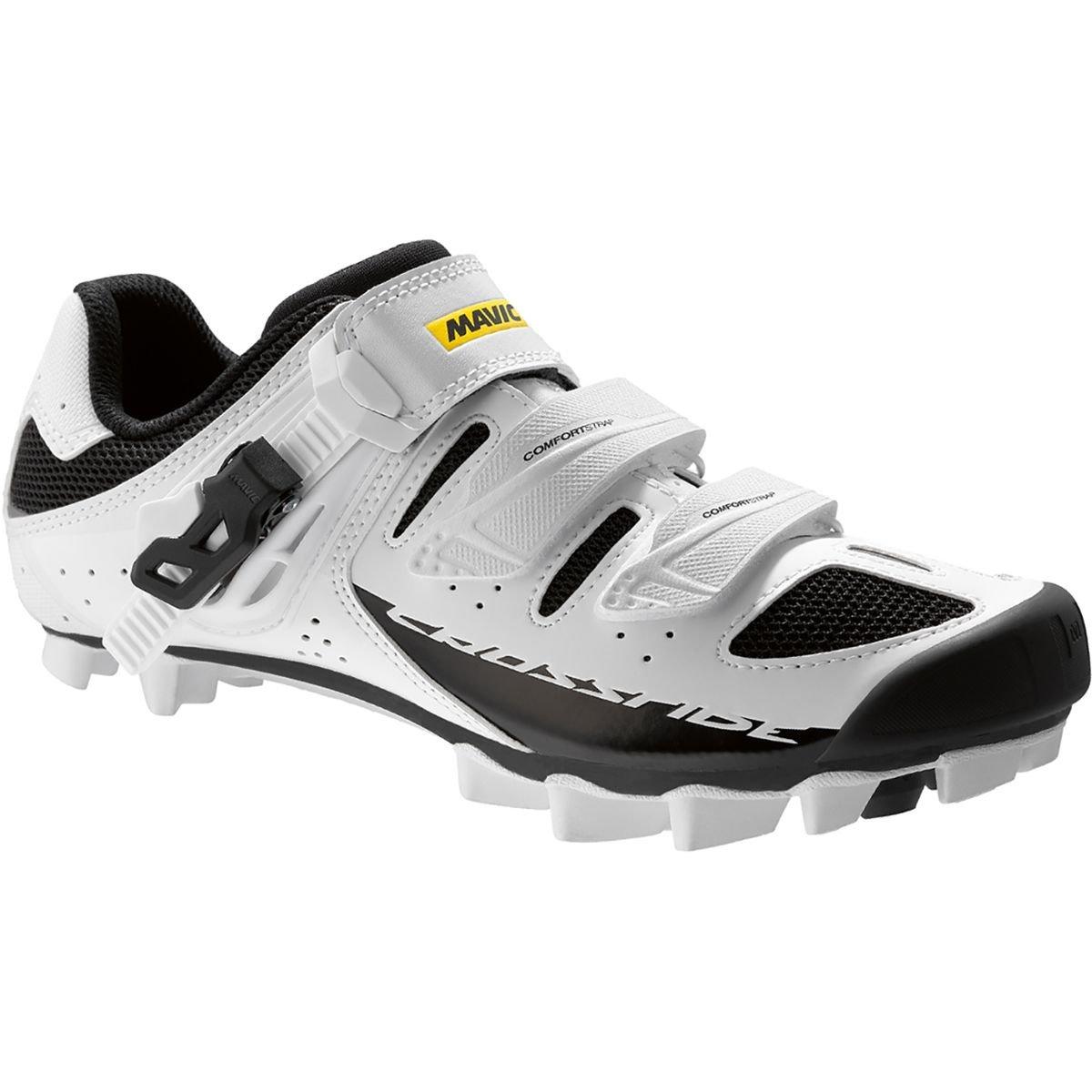 Mavic Crossride SL Elite Cycling Shoes - Women's White/Black/White, US 7.5/UK 6.0