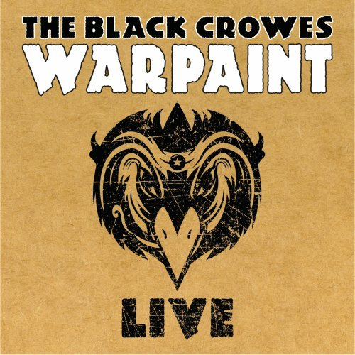 CD : The Black Crowes - Warpaint Live (2 Disc)