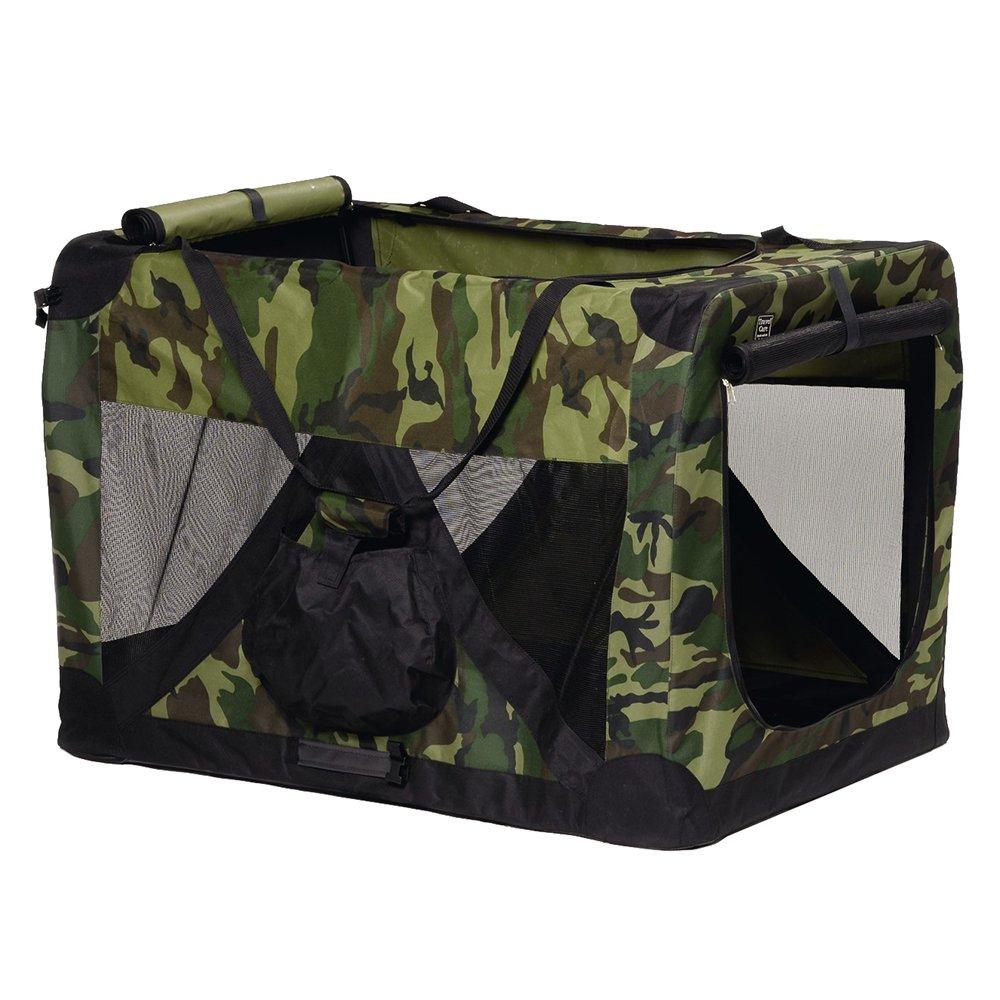60 x 42 x 42 cm Beeztees Nylon Bench Camouflage, 60 x 42 x 42 cm