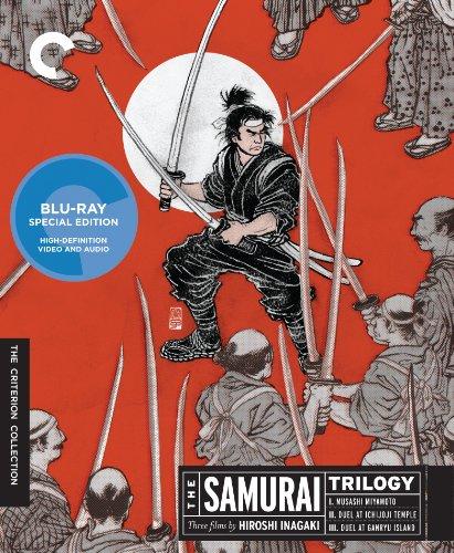 The Samurai Trilogy (The Criterion Gathering) [Blu-ray]