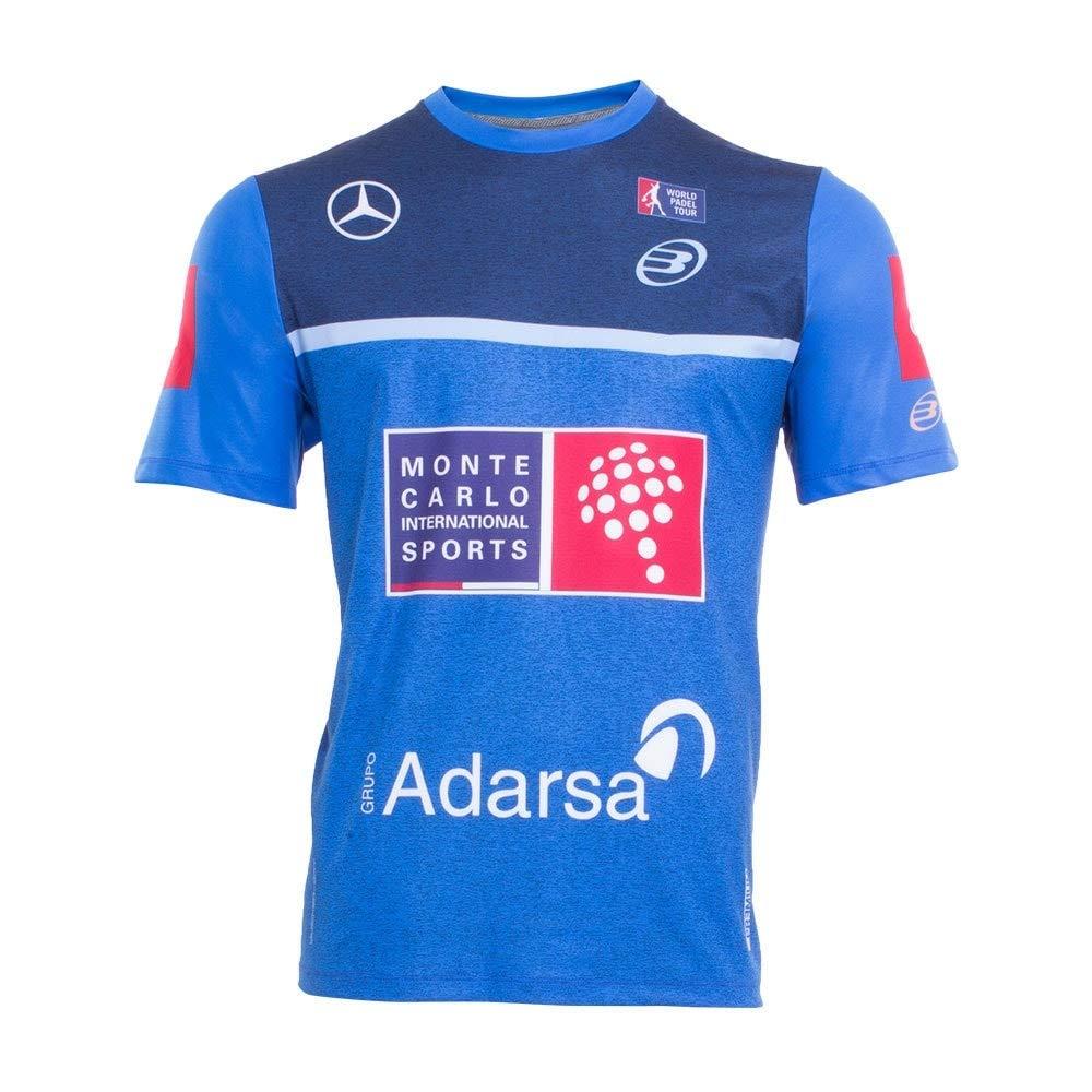 Camiseta BullPadel Trebu Paquito Navarro (M): Amazon.es: Deportes ...