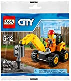 LEGO City Demolition Driller 30312