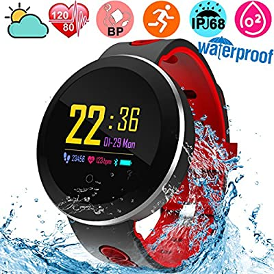 fitness-tracker-waterproof-ip68-smartwatch
