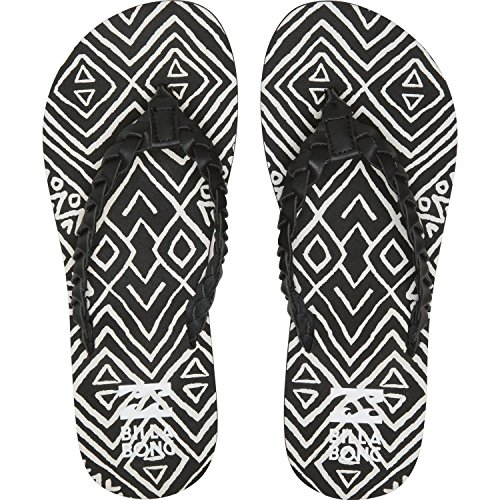 Billabong Vrouwen Zoute Zand Sandaal Uit Zwart