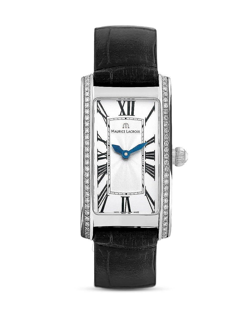 (モーリスラクロア) Maurice Lacroix 腕時計 FIABA FA2164-SD531-118-1 レディース [並 B0758GZX6Y