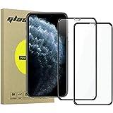 """Simpeak 2-Unidades Cristal Templado Compatible para iPhone 11 Pro MAX 6.5"""" [2 Pcs], Protector de Pantalla Premium Vidrio Temp"""