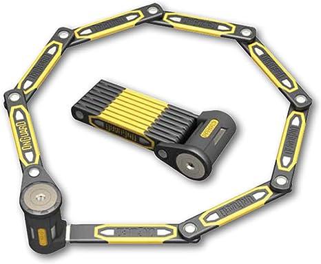 Onguard – Candado plegable Heavy Duty Link Plate Lock K9 – Candado ...