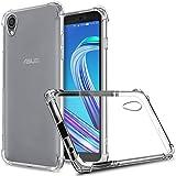 Capa Protetora Para Asus Zenfone Live L1 Za550kl Tela De 5.5 Capinha Case Transparente Air Anti Impacto De Silicone Flexível