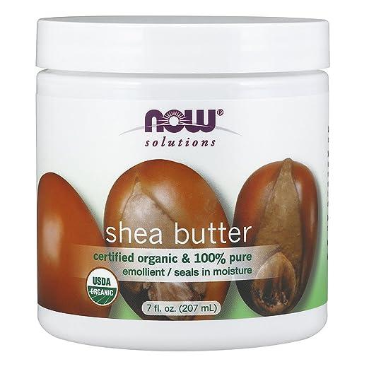 Now Organic Shea Butter