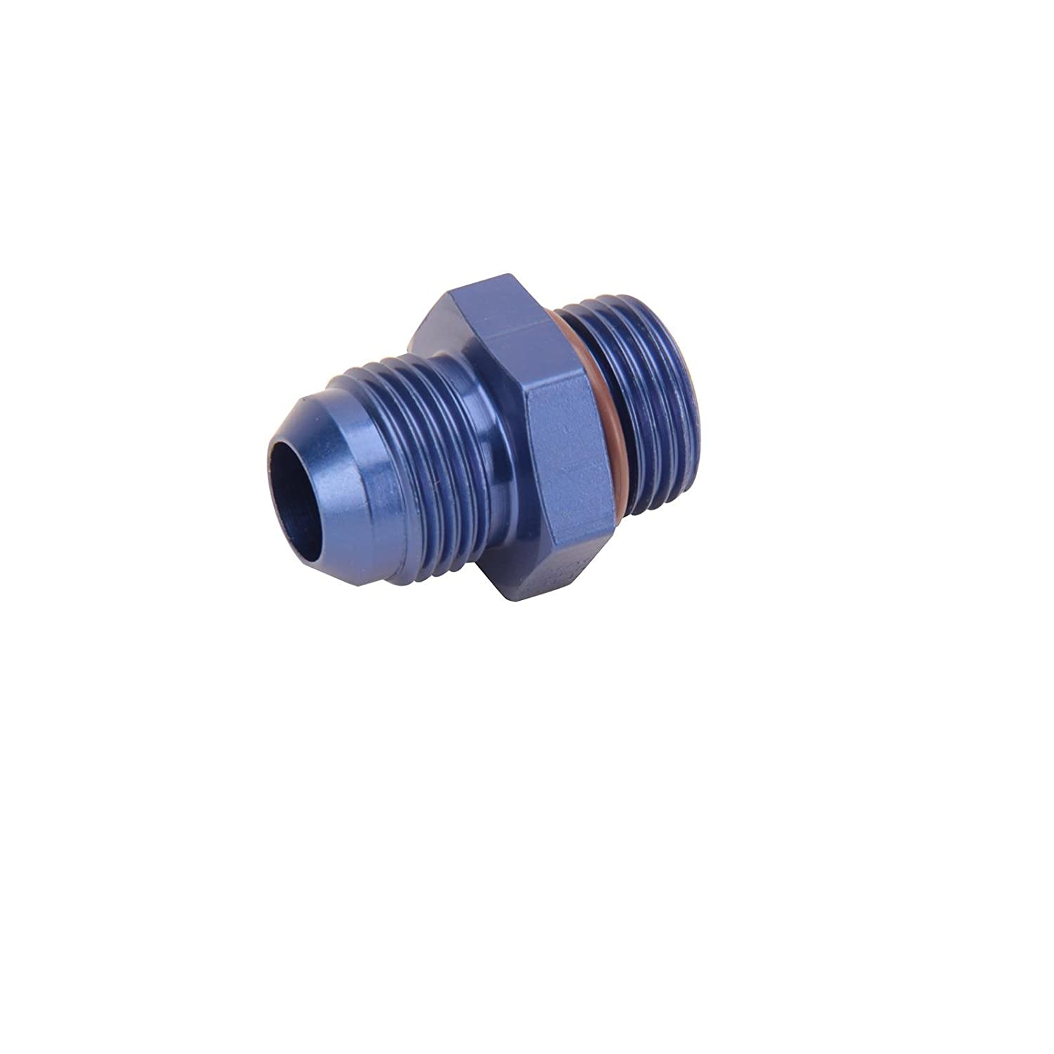 Straight High-Flow O-Ring 8 AN Port Fitting 8 AN Hose to
