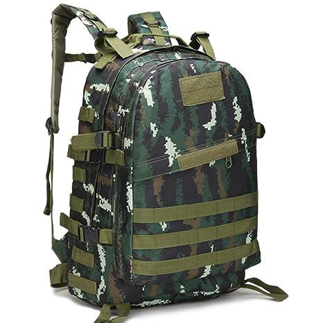 eea41efef5 PPPGW Backpacks 40L 600D Waterproof Outdoor Military Rucksacks Tactical  Backpack Sports School Camping Hiking Trekking Fishing