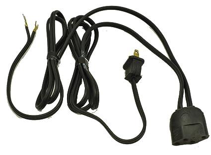 Máquina de coser Necchi cable de plomo 127 N