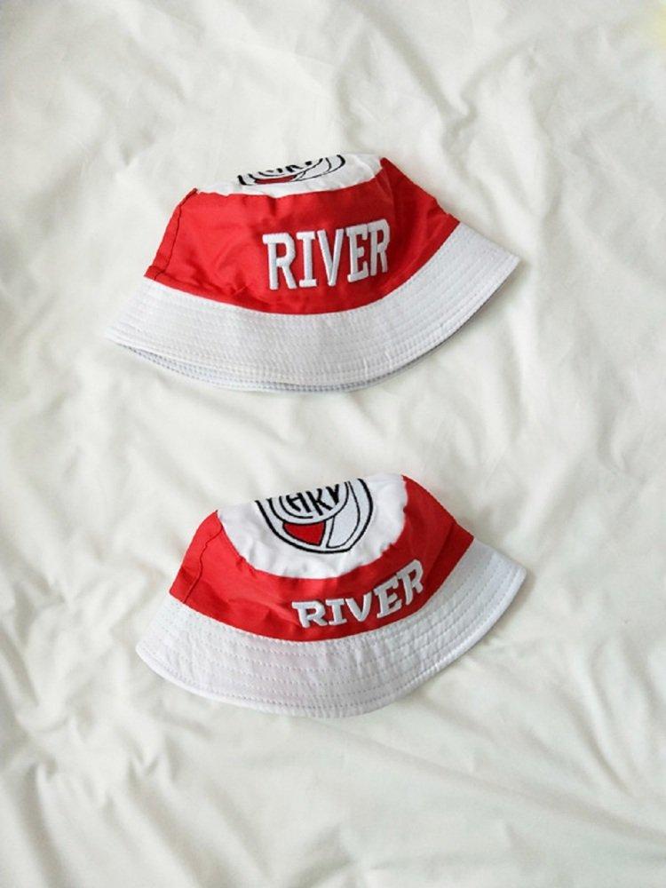 VIOY Sombrero del Pescador de los Padres del Club de Fútbol Sombrero del Lavabo del Sombrero de la Visera del Niño del Adulto del Verano