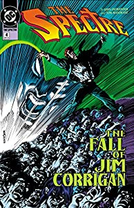 The Spectre (1992-) #4