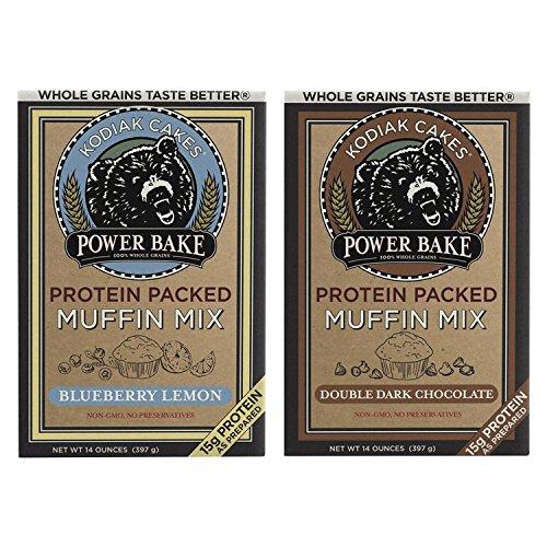 Kodiak Cakes Muffin Variety Boxes