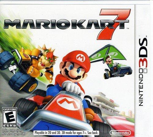 Mario Kart 7 - Mario Kart Games