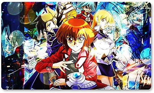 GX Crew – Juego de mesa Yugioh Playmat Games Tamaño 60 x 35 cm ...