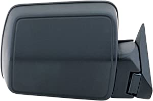Fit System 60033C Jeep Passenger Side Replacement OE Style Manual Mirror