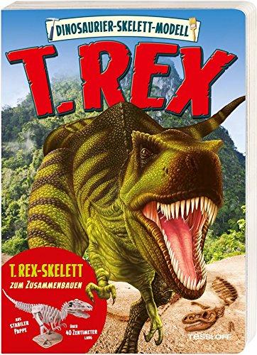 Dino Modell. T.rex zum Basteln für Kinder: Für Fossilienjäger ab 6 Jahren