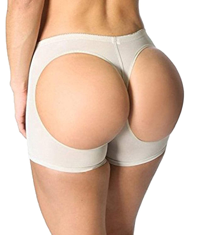 Pro Sonsy Women Butt Lifter Body Shaper Tummy Control Panties Boyshorts Shapewear Underwear
