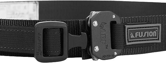 "Fusion Tactical Police Trouser Belt Gen Ii Type B Black X-Large 43-48/""//1.5/"" Wide"