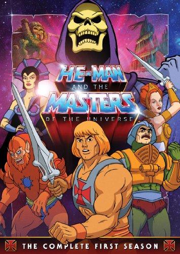 He-Man and the Masters of the Universe: Season 1 (Set Heman Box)