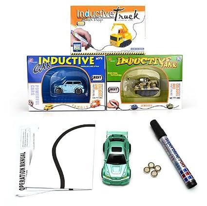 Amazon com: Bigbuyu 1 PC Inductive Toy Magic Mini Excavator