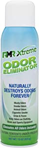 RMR-Xtreme Odor Eliminator, Naturally Destroys Odors Forever, Organic Solution, No VOCs, Removes Musty Odors, Noncorrosive, Nonflammable, Biodegradable, Safe and Easy to Use, 15 Ounces