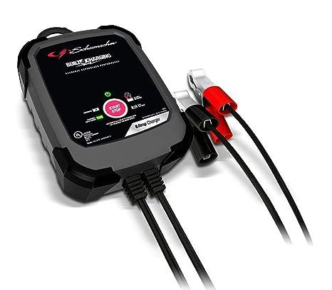 Amazon.com: Schumacher - Cargador y mantenedor de batería ...