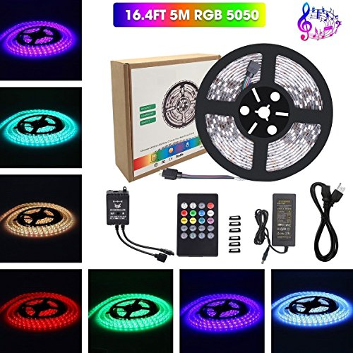 Led Strip Sound Activated Light Strip in Florida - 1
