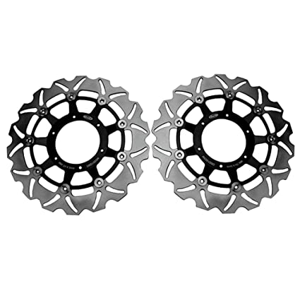 Amazon Com Gzyf Motorcycle Front Brake Disc Rotor Rotors Fit Honda