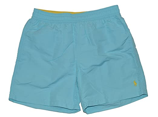 Polo Ralph Lauren Swim Shorts (Small, Hamm Blue)