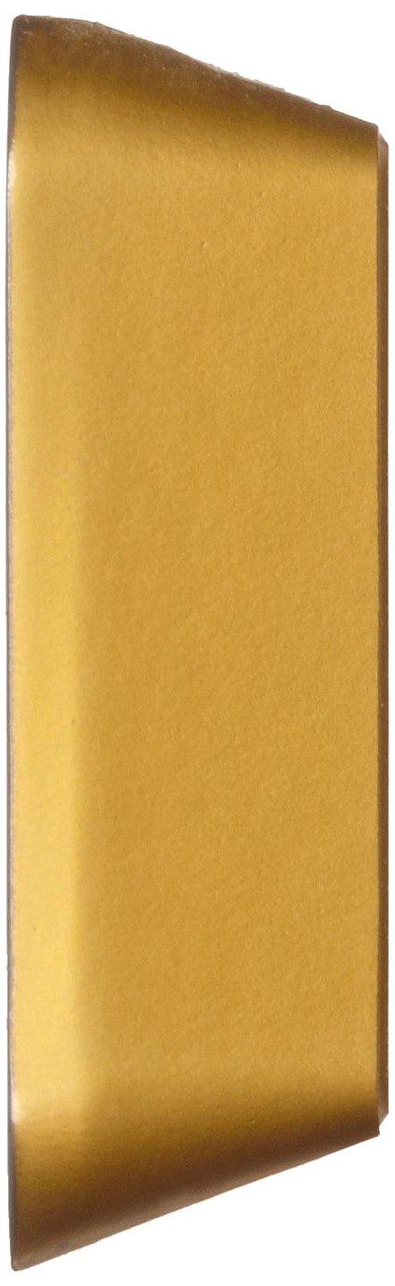 Pack of 10 0.032 Corner Radius Multi-Layer Coating Sandvik Coromant COROMILL Carbide Milling Insert GC2040 Grade Square R29012T308MMM,0.156 Thick R290 Style