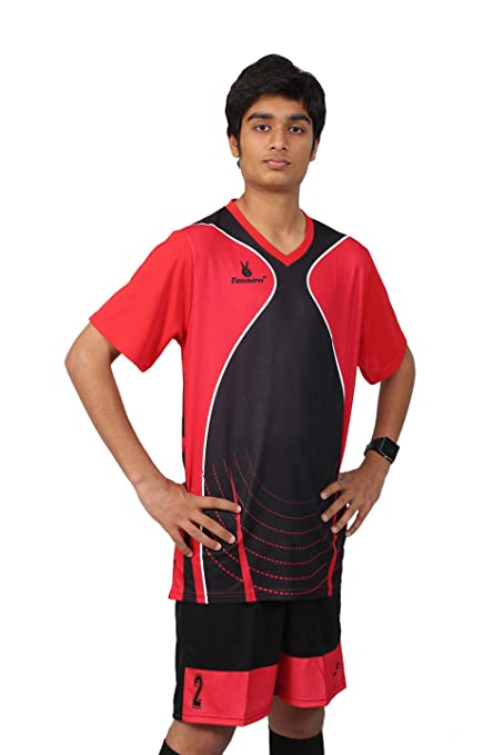0e73d6311 Triumph Youth Soccer Uniforms  Amazon.in  Sports