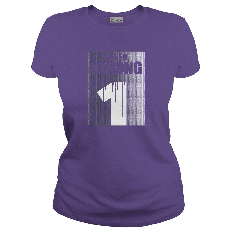 Zatelo Umbrella Academy No.1 Super Strong T-Shirt