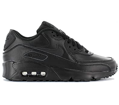 NIKE AIR MAX 90 LEATHER gr.44 Sneaker Weiss Herrenschuhe