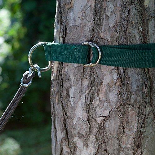 Levi Industrial Tree Hugger Set of 2 Hammock Straps (Hammock Tree Ties)