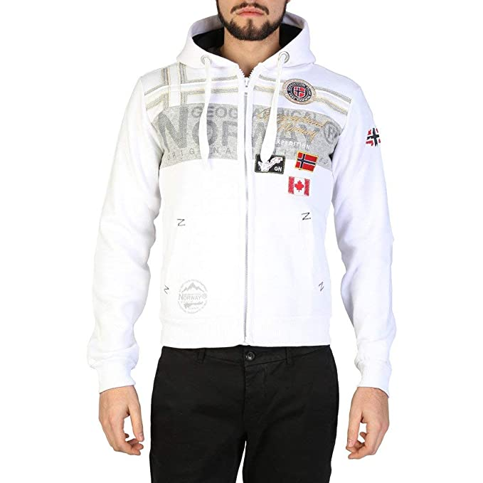 Geographical Norway Sudadera Garadock_Man Hombre: Amazon.es: Zapatos y complementos