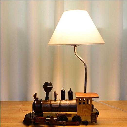 Lampada da tavolo per treni, lampada per bambini in camera dei ...