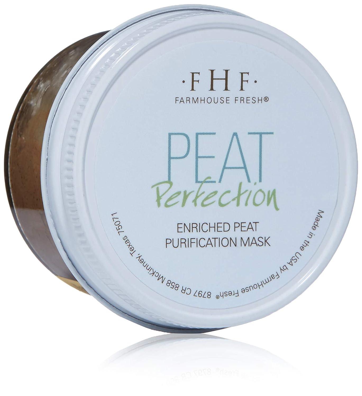 FarmHouse Fresh Peat Perfection Enriched Peat Purification Mask, 3.2 fl. oz.