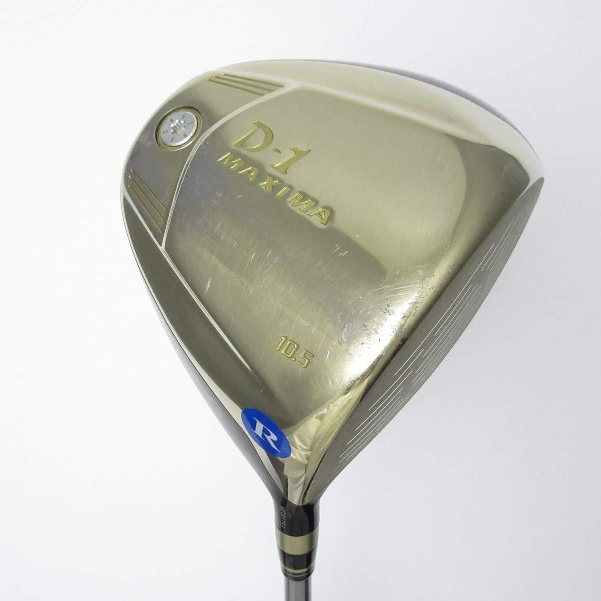 【中古】リョーマ ゴルフ RYOMA GOLF Ryoma D-1 MAXIMA TYPE-G(メーカー公認中古) ドライバー Tour AD MX-G B07MTR6CM2  R
