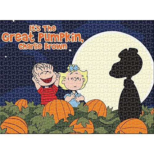 Snoopy Great Pumpkin (Peanuts Great Pumpkin 1000 Pc)