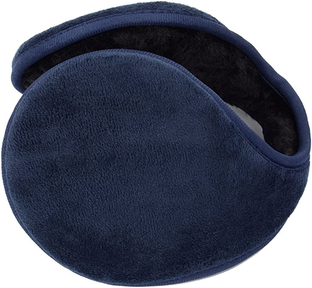 SHINever Outdoor Cold Weather Earmuffs Unisex Foldable Ear Warmers