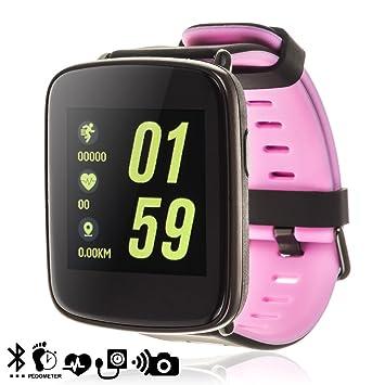 DAM TEKKIWEAR. DMX031PURPLE. Smartwatch Gv68 con Podómetro ...