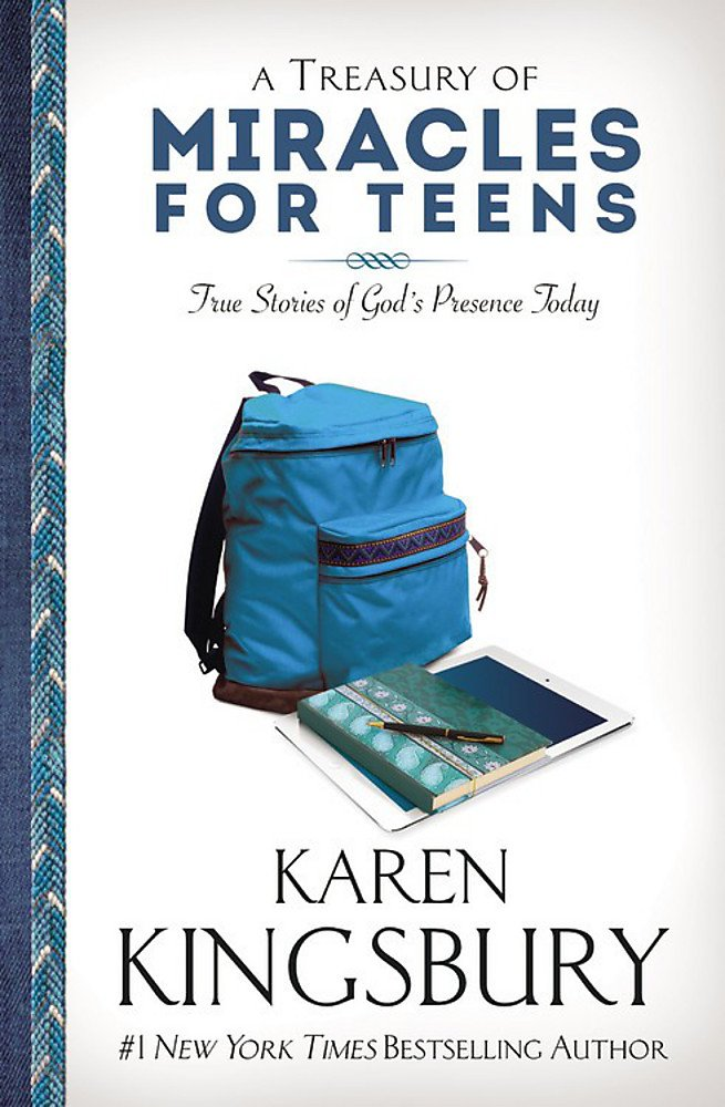 A Treasury of Miracles for Teens: True Stories of God's Presence Today