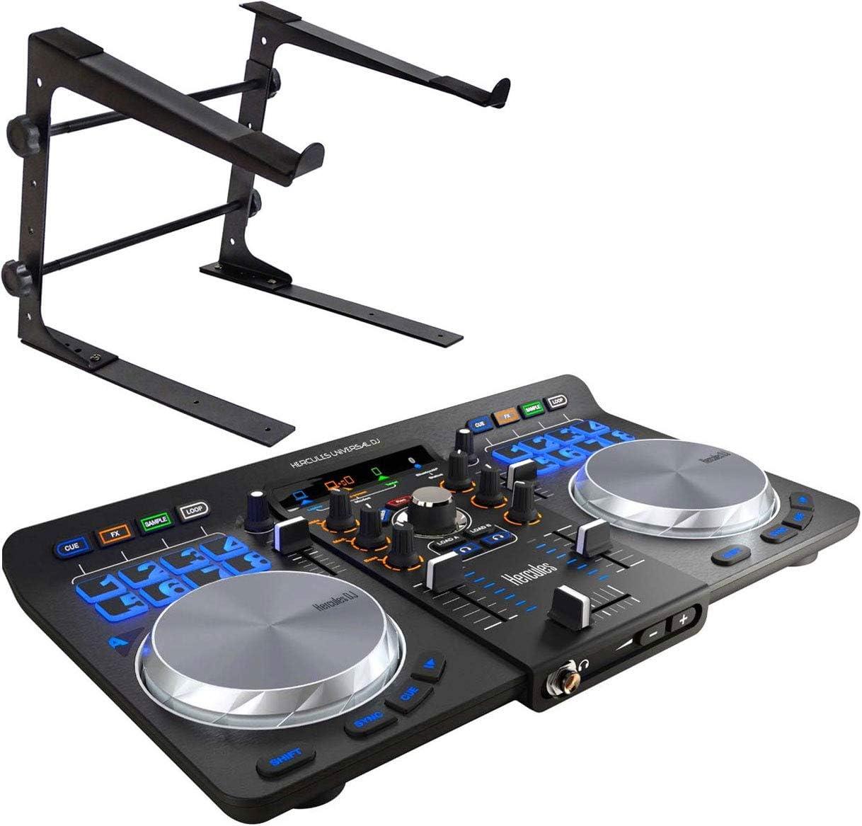 Hercules - Controlador de DJ universal para DJ (USB ...