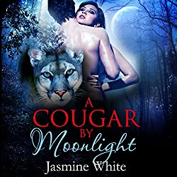 A Cougar By Moonlight