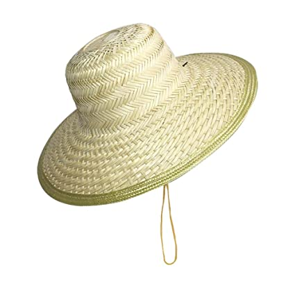 3979c2c7d9d2d Straw Hat Men Harvester Hat Sun Protection Chinese Style Hat Hand-Woven  Bamboo Hat Outdoor