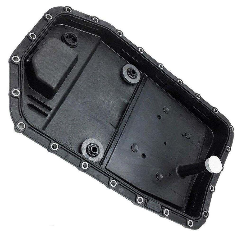 GA6HP19Z Transmission Oil Pan + Filter + Gasket + Plug Assembly Fit BMW E60 E90 24152333907