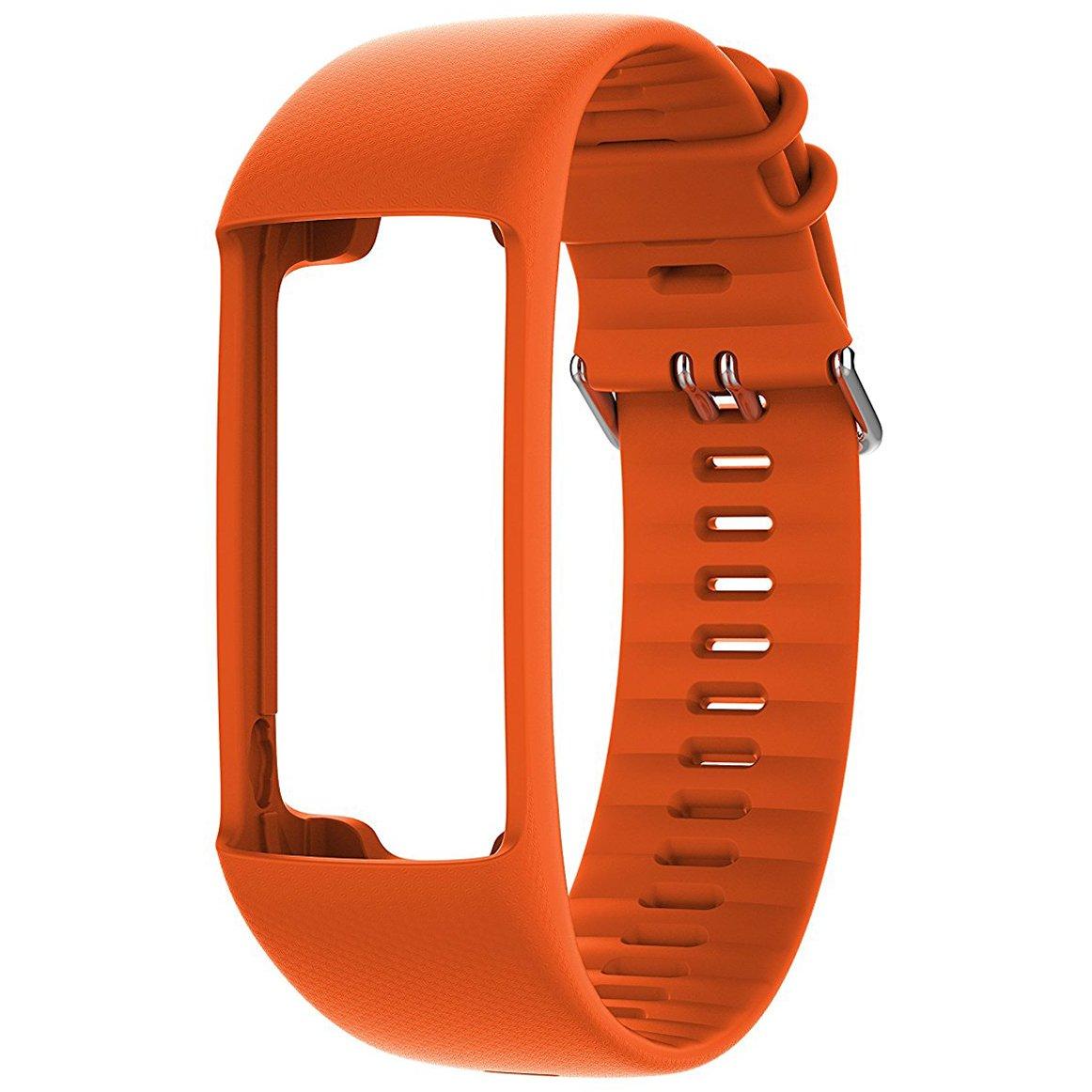 Polar Wrist Strap A370 Wechselarmband weiß M/L 91064884